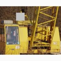 Продаем гусеничный кран ДЭК-251, 25 тонн, 1990 г.в