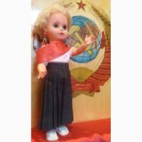 Кукла ГДР времен СССР