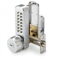 Кодовый замок механический с ключом Lockod