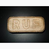 Топливные брикеты RUF исключительно дуб