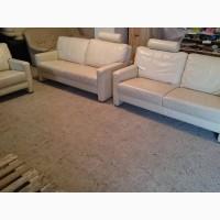 Комплект диванов - тройка, двойка и кресло