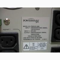 Ups PowerWare 9120 On-Line 1000VA ибп бесперебойник упс