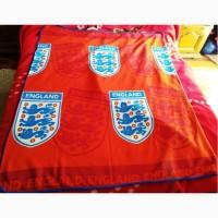 Футбольный плед England