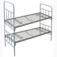 Кровать Армейская ГОСТ 2056-77 2-х ярусная
