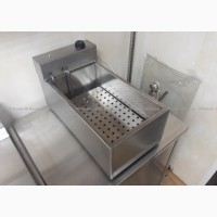 Профессиональная электрическая чебуречница 11 л для фаст-фуда кафе, ресторана