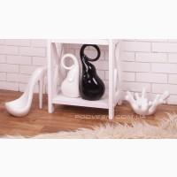 Керамические статуэтки: собака, коты, черепахи, носорог