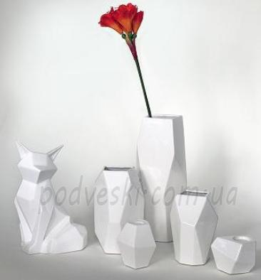 Фото 6. Керамические статуэтки: собака, коты, черепахи, носорог