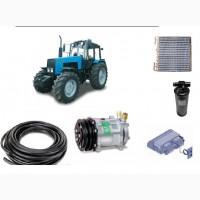 Шланг кондиционера трактора МТЗ 892 82.1 82 Компрессор-конденсатор (Радиатор)