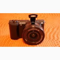 Sony Alpha A5100 kit 16-50 PZ Цифровой фотоаппарат черный