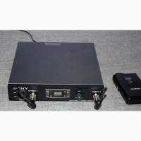 Радіосистема для петличного, наголовного інструм мікрофонів