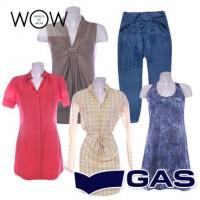 GAS мужская и женская одежда оптом