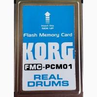 Korg flash memory card продам
