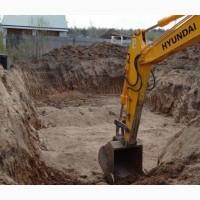 Выкопаем пруд с помощью экскаваторов