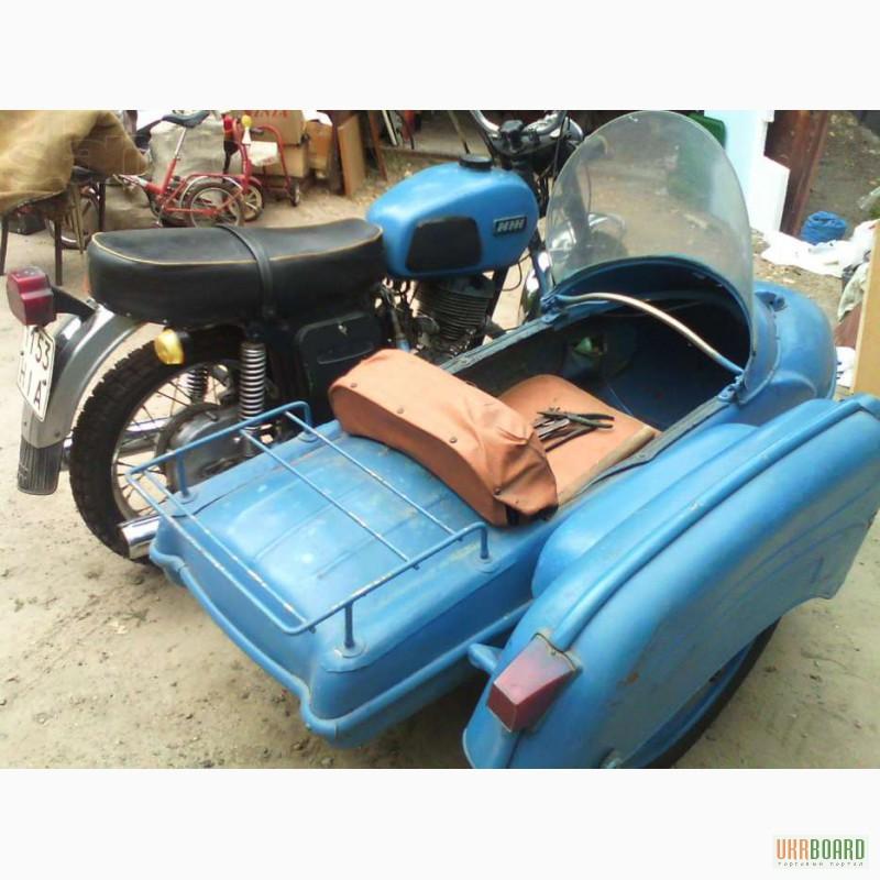 Мотоцикл, иж, юпитер- 3 1973 года в заводской упаковке (20