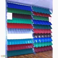 Металлочерепица, Профнастил С10, С15, ПН18, ПН20, Н44, Н57, Н60, Н75 производство, продажа