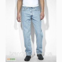 Арт. 1102. Джинсы Levis 550™ Relaxed Fit Jeans LIGHT STONEWASH.