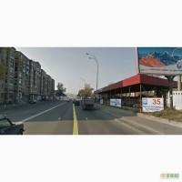 Продам автомойку с площадкой для продажи автомобилей, фасад Набережно-Луговой, Подол, Киев