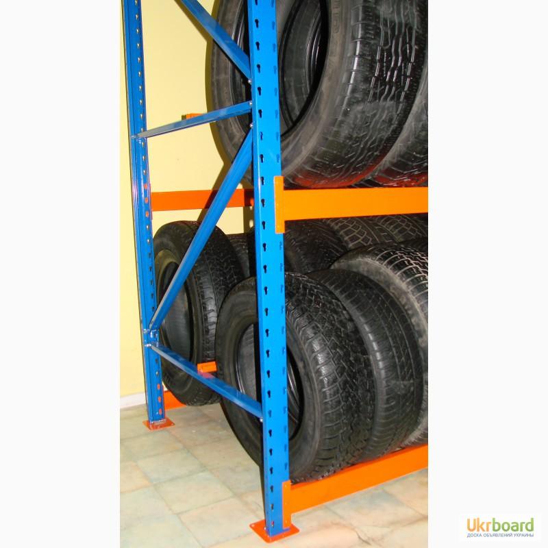 Стеллажи для хранения колес и шин76