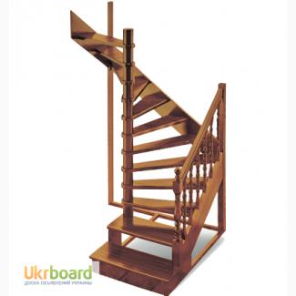 Продажа лестниц,  деревянные лестницы,  на второй этаж