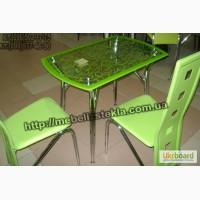 Столы, стулья, cтолы из стекла, столы стеклянные, столы кухонные, столы обеденные