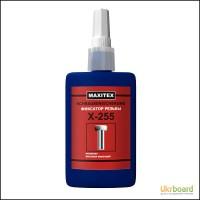 MAXITEX X-255 Фиксатор резьбы высокой прочности (50 мл)