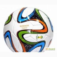 Мяч футбольный BRAZUCA World Cup Чемпионат мира 2014