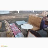 Продается бу мебель для кафе и ресторанов
