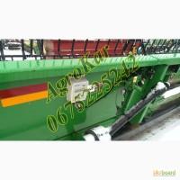 Зерновая жатка JOHN DEERE 930 flex шириной захвата 9.1 м с пневматическим наддувом