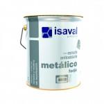 Краска декоративная антикоррозионная ISAVAL ФОРХА 0, 75л черная с эффектомКованный металл