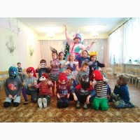 Аниматор на Детский праздник. Заказать клоуна детский День рождения. Клоуны Харьков цена