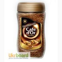 Растворимый кофе d Or Gold - 200 гр