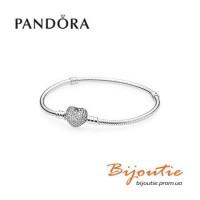 Оригинал Браслет Pandora (основа) 8213; серебро 925 проба
