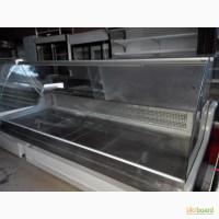 Продам витрину холодильную б/у 2 м Технохолод
