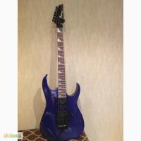Продам электрогитару IBANEZ RG 370 DX синего цвета
