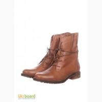 Распродажа! Высокие тёплые ботинки Tamaris Натур кожа/мех