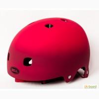 Bell Segment велосипедный шлем мужской красный матовый