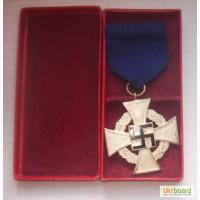 Продам медали 3 Рейха. Выслуги 25 и 40 лет в комплекте