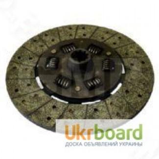 Корзина, диск сцепления, выжимной подшипник на двигатель 6ст107, Sw400 для ЗИЛ