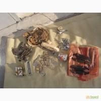 Крепеж мебельный новый, 4шт, Крючки для одежды, полотенец малые 20 шт - 10грн/шт