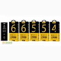 Аккумулятор Golf iPhone 6 Plus (2915 mAh) iPhone 5S (1560 mAh) iPhone 5 (1440 mAh)