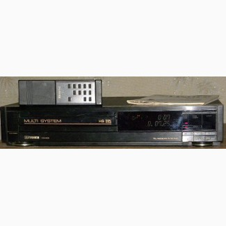 Продаю: FISHER FVH-U908 кассетный видеомагнитофон 1989