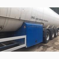 Продам полуприцеп для перевозки газа INDOX
