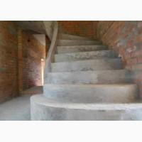 Залізобетонні сходи: розрахунок, креслення, виготовлення