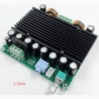 Підсилювач цифровий D-клас, 2*210Вт, TDA 8954
