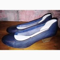 Кожаные туфли Tamaris, Германия, 38р