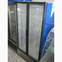 Frigorex 900 л - отменный холодильный шкаф бу со стеклянными дверьми