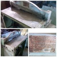 Гильотина 700х1.5 мм механическая