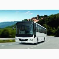 Чартерные автобусные рейсы в Болгарию