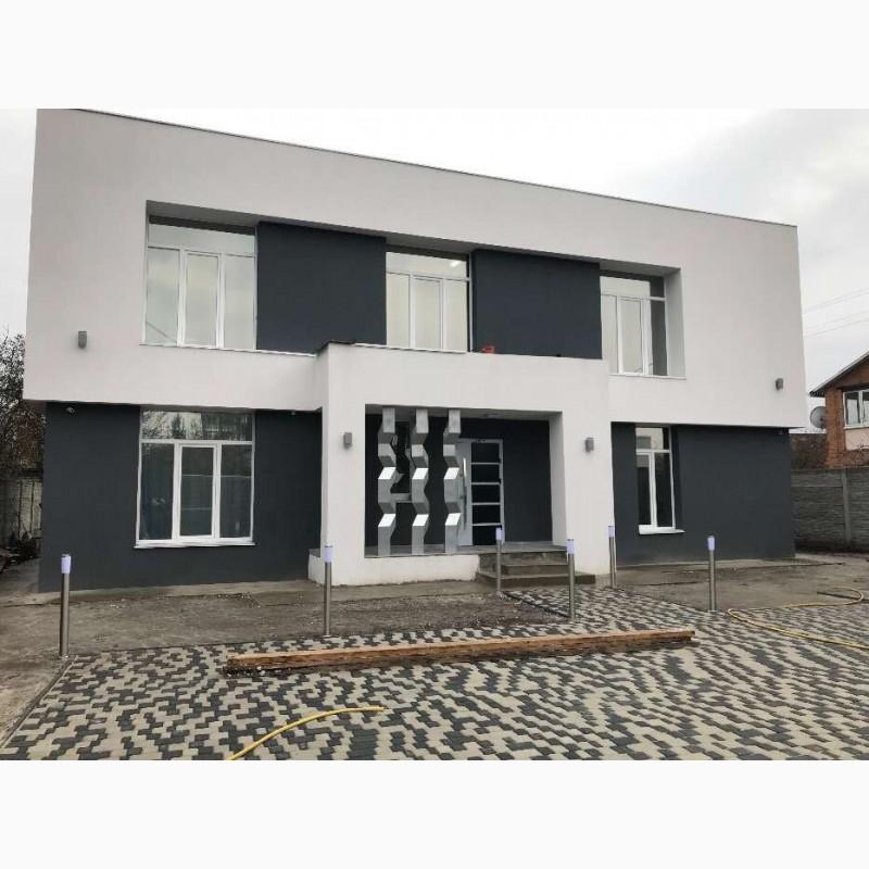 Дом в стиле Хай-Тек возле ст.Метро Осокорки. Продам эксклюзивный авторский дом в Киеве