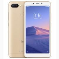 Смартфон Xiaomi Redmi 6 3/32 Gold